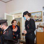Carabinieri al fianco degli anziani, a Campobasso prosegue la consegna delle pensioni