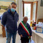 Rionero Sannitico, 'nonna' Michelina compie cento anni e diventa sindaco per un giorno