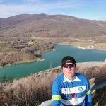Bloccato in Molise da 54 giorni, ciclista multato prima di ripartire