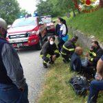 Vaga per tutta la notte nel bosco, anziano di Pietrabbondante trovato sano e salvo dai soccorritori