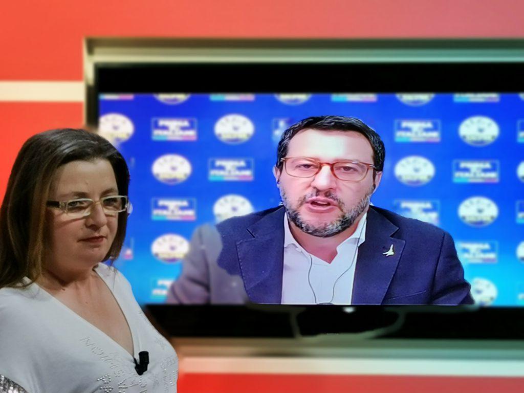 Prima uscita di Salvini dopo il lockdown: «In realtà che spesso Roma dimentica…»