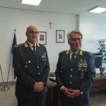 Campobasso, un nuovo comandante per il 246esimo anniversario delle Fiamme Gialle