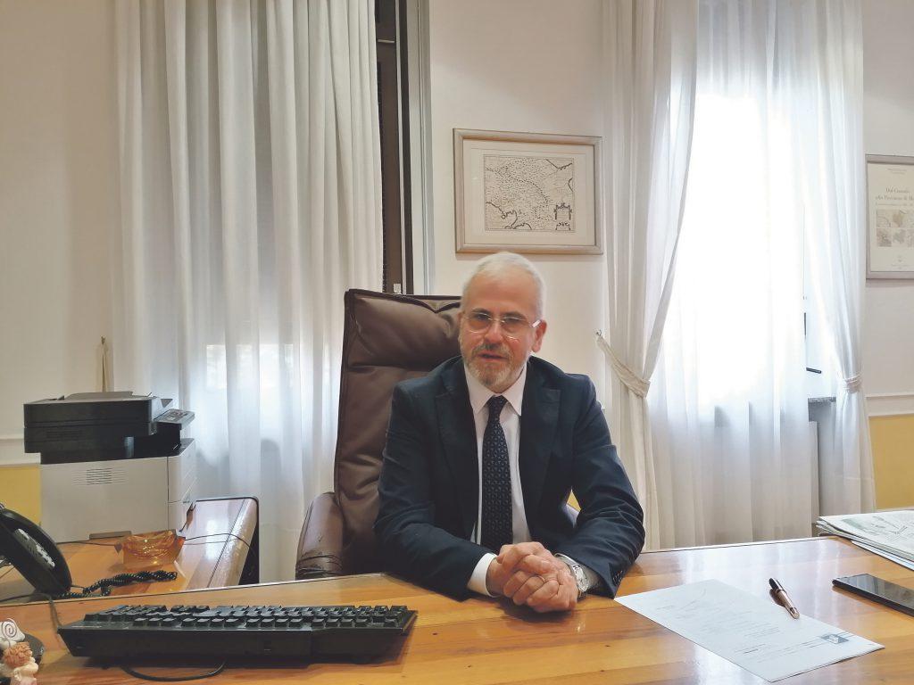 Florenzano svela l'agenda del post emergenza: «Atto aziendale e pressing sulle gare da affidare»