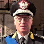 Campobasso, cambio al vertice delle Fiamme gialle: arriva il generale Salvatore Refolo