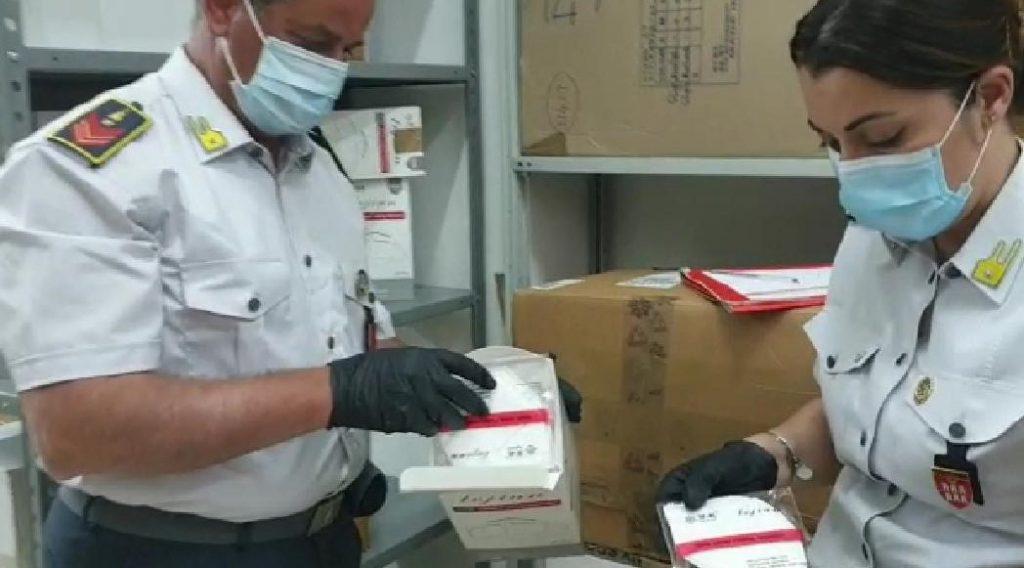 Termoli, mascherine contraffatte: truffa e speculazione