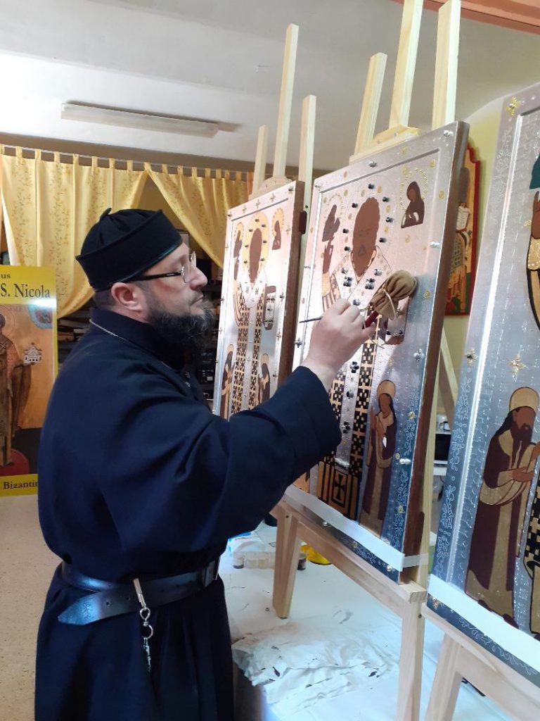 Monaco ortodosso e prete: padre Kyriakos lascia Bojano e polemizza con Bregantini
