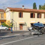 Cantalupo Nel Sannio, scontro tra auto e tir sulla statale 17, anziano ferito finisce in ospedale