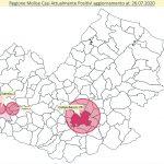 Il virus circola, la Regione pronta a prendere provvedimenti