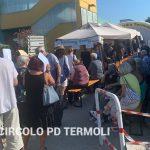 «A…bbronzatissimi in fila sotto il sole all'ospedale San Timoteo»
