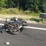 Schianto con la moto, muore una donna di Morrone del Sannio