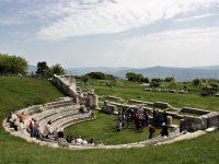 Ancora off limits il sito archeologico di Pietrabbondante