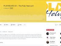 Arriva PulpPlayHelveg, «un album di ricordi che si sfoglia con l'ascolto»