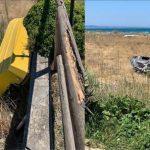 Natanti e scafi sulla spiaggia: tolleranza zero