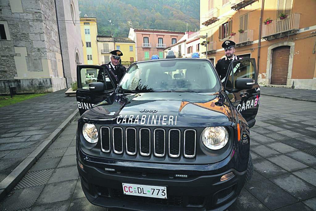 Bojano, ladra seriale beccata dai Carabinieri grazie alle telecamere