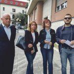 Giovane aggredito a Pescara, scende in campo il Pd: «Il Consiglio condanni il gesto»