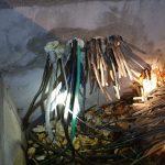 Colpo gobbo a Guglionesi: trafugati 6,5 km di cavi di rame