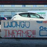 Campobasso, minacciato e insultato dagli ultras: la politica si schiera con Enzo Luongo