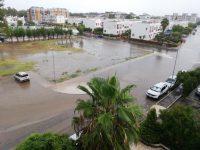 Campomarino, allagamenti al Lido: protestano i turisti