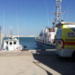 Termoli, si sentono male in barca: arriva la motovedetta