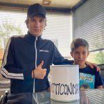 """""""Tutti con Manuel"""", anche Francesco contribuisce alla 'rinascita' del suo campione"""