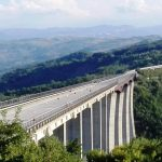 Il ponte Sente-Longo chiuso da due anni