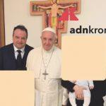 """Becciu 'dimissionato': Papa Bergoglio """"convinto"""" dalle dichiarazioni di Torzi"""