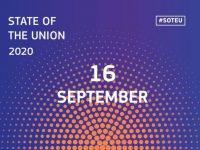 Discorso sullo Stato dell'Unione dell'Unione europea della Presidente della Commissione europea Ursula von der Leyen dinanzi alla Plenaria del Parlamento europeo