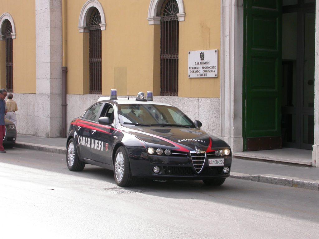 Campobasso, centrale dello spaccio in via Garibaldi: 28enne arrestato