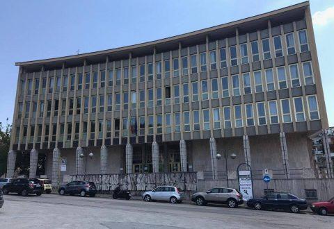 Isernia, caso sospetto in tribunale: struttura evacuata e interventi di sanificazione