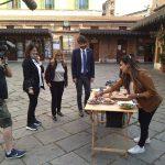 Campobasso, la tv britannica sbarca in città alla scoperta dei nostri sapori