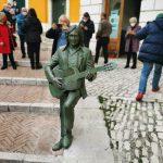 Campobasso, la leggenda di Fred rivive nel cuore del borgo antico