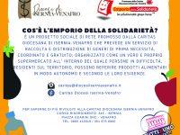 Isernia, la Chiesa si mobilita: oggi apre il supermercato della solidarietà