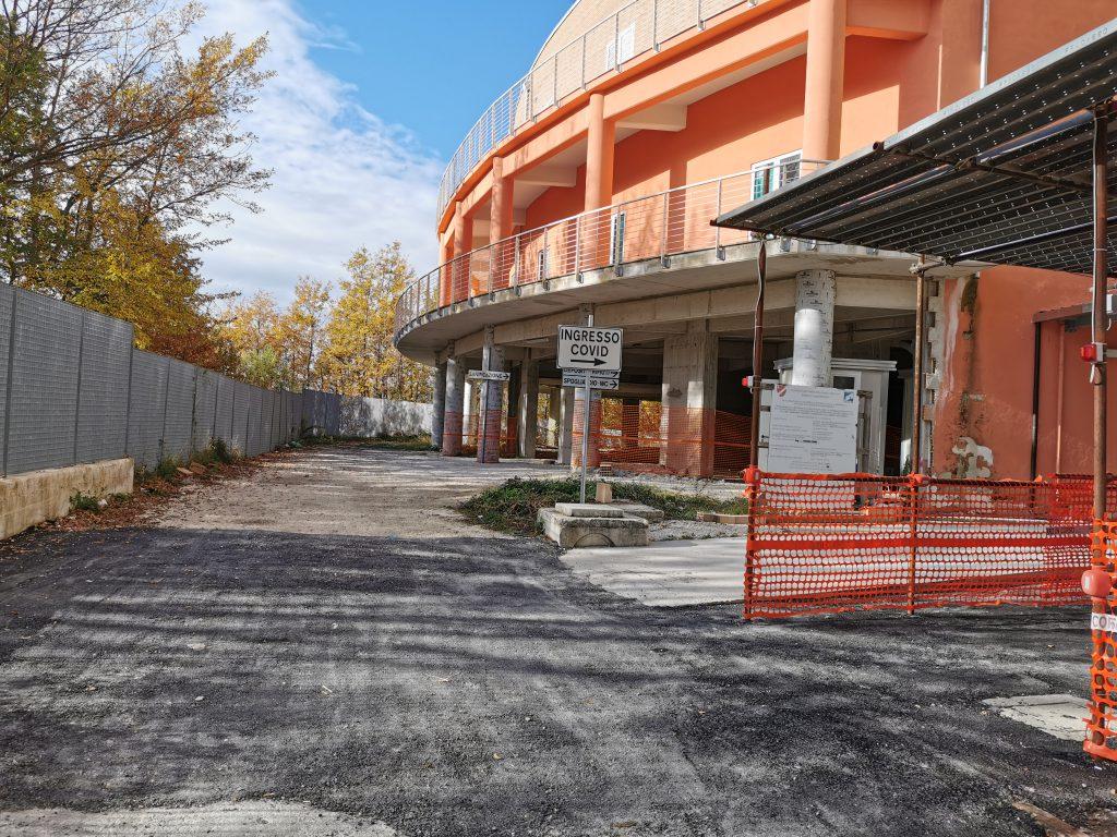 Ex hospice del Cardarelli centro Covid: i rilievi di Roma e i quattro mesi 'persi'