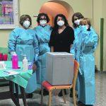 Ripalimosani, immunizzati i 20 ospiti della casa di riposo. Poi toccherà agli operatori