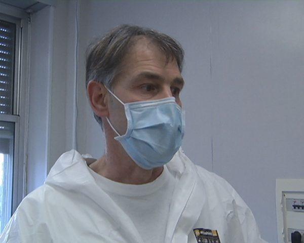 Un eroe del 2020, il dottore Scutellà premiato da Filitalia: «Riconoscimento per la sanità»
