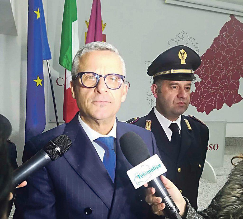 Vacanze natalizie e restrizioni, Conticchio schiera 1.000 uomini