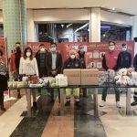 Montenero, pacchi dono di Natale alle famiglie bisognose