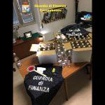 Termoli, sequestrate bottiglie di alcol contraffatto