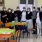 Montenero di Bisaccia, primi vaccini alla rsa Villa Santa Maria
