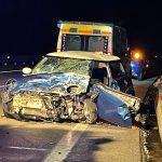 Tragico frontale sulla SS17: perde la vita un ragazzo di 24 anni