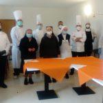 «ll nostro cuore resta aperto», gli chef di Termoli cucinano per i poveri