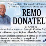 Campomarino piange un'altra vittima del Covid