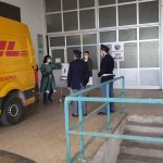 Al San Timonteo terza consegna Pfizer-BioNTech