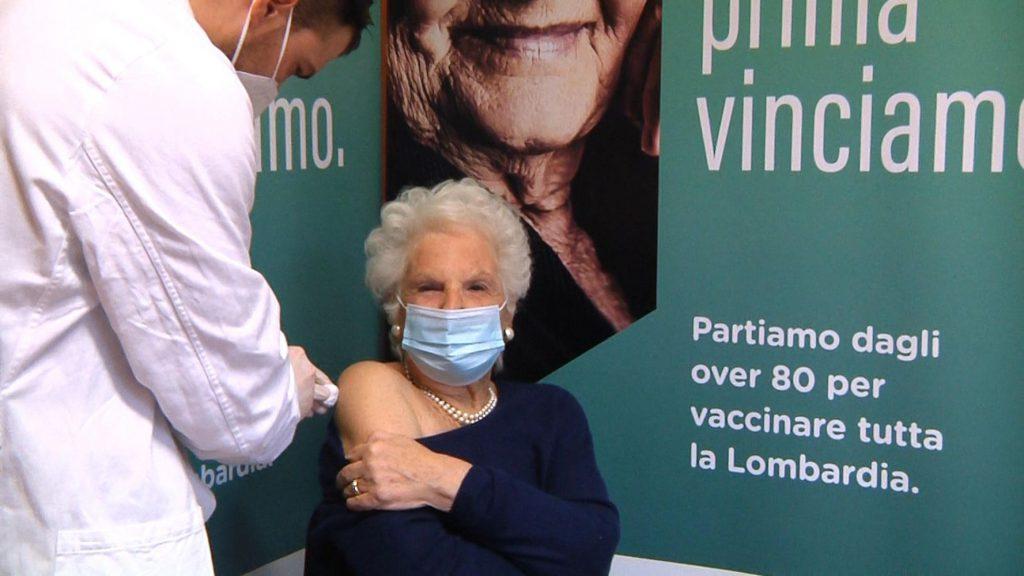 È partita la campagna vaccinale per gli over 80