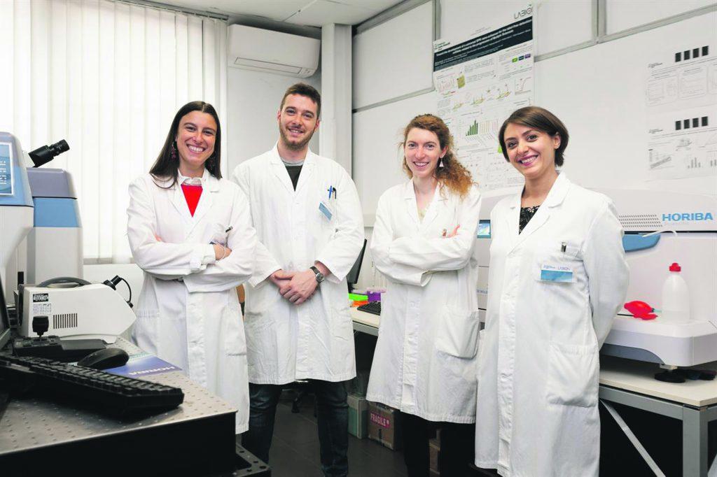 Test immediato anti Covid sulla saliva, un agnonese nel team di ricercatori