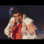 Joe Bavota impersona Elvis nella clip di Guido Manglaviti