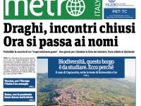 """Metro news consacra il """"tetto degli Appennini"""" esempio di biodiversità"""