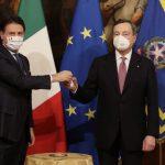 Governo Draghi, da Toma piena fiducia e Fanelli rilancia la transizione green