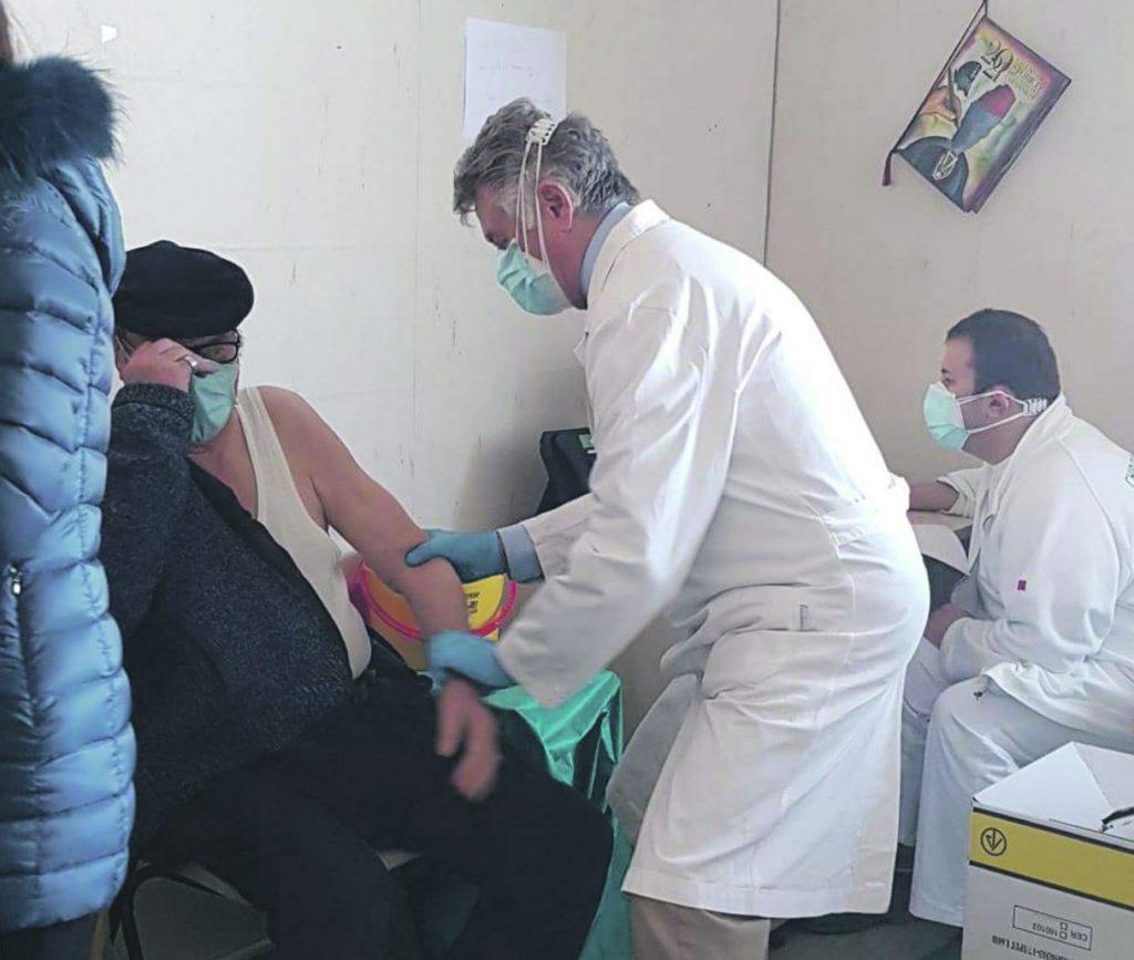 Vaccino over 80, De Chirico: una buona notizia, ma…