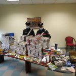 Maxi furto di tabacchi, i Carabinieri bloccano e arrestano due ladri a Roccaravindola